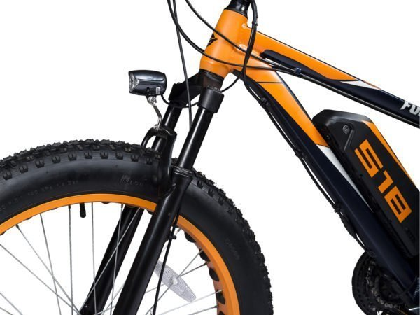 Lightspeed Fury Fat Tyre Electric cycle