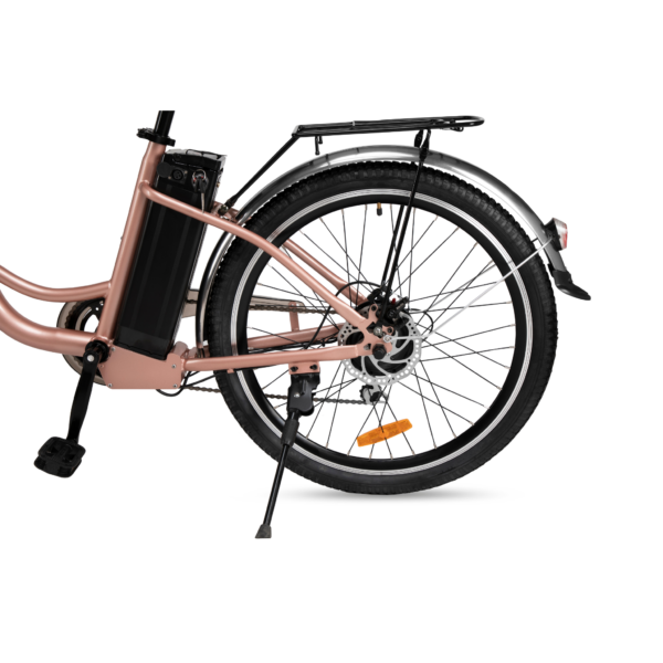 autonix-electric-cycle-city-brown-back-wheel-view