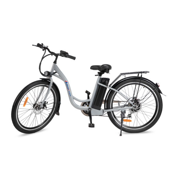 autonix-grey-electric-cycle-left-view