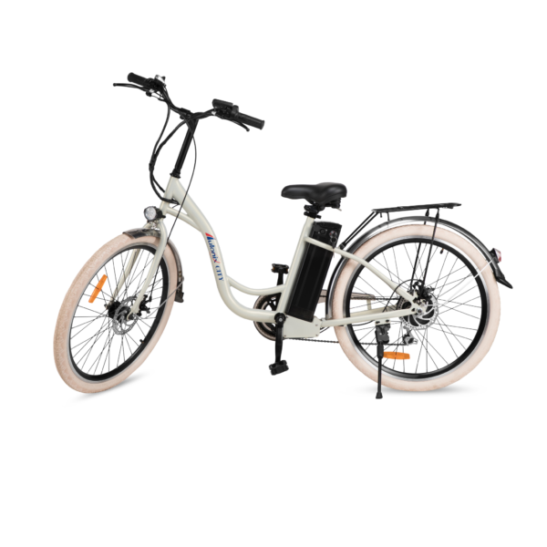 autonix-white-electric-cycle-right-view